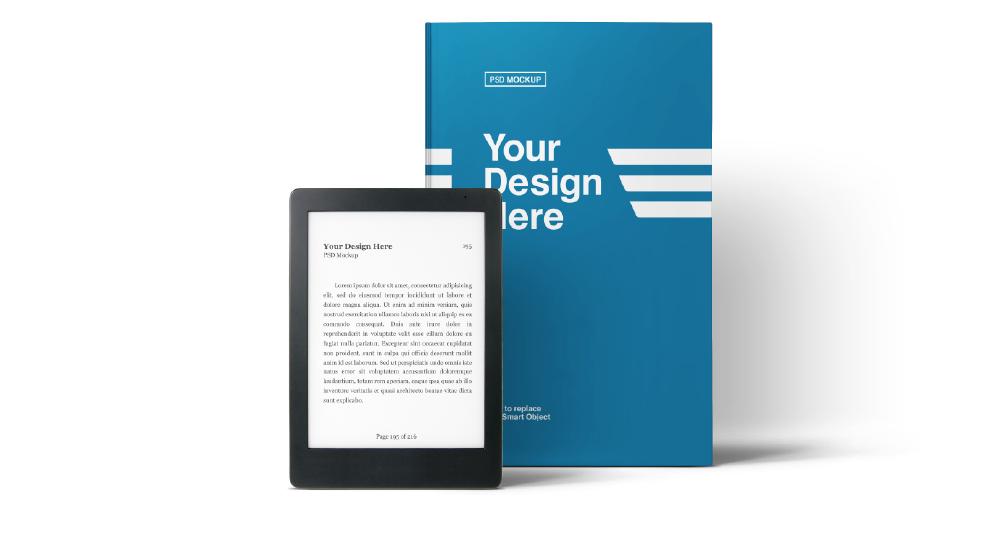 Diseño de libros, revistas y panfletos