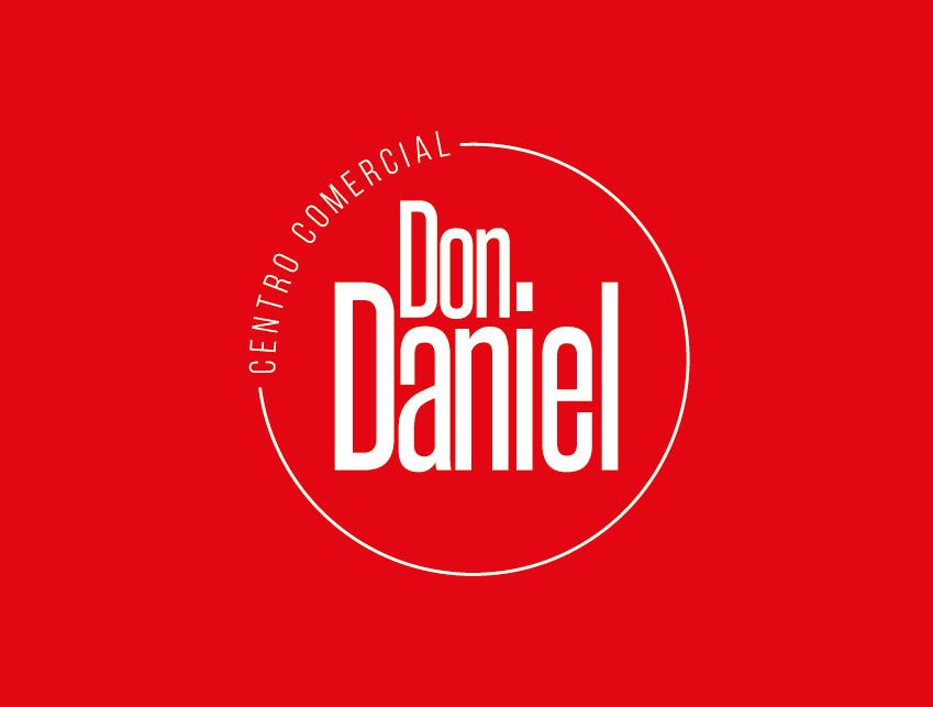 Logo del CC Don Daniel