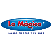 Logotipo La Mágica