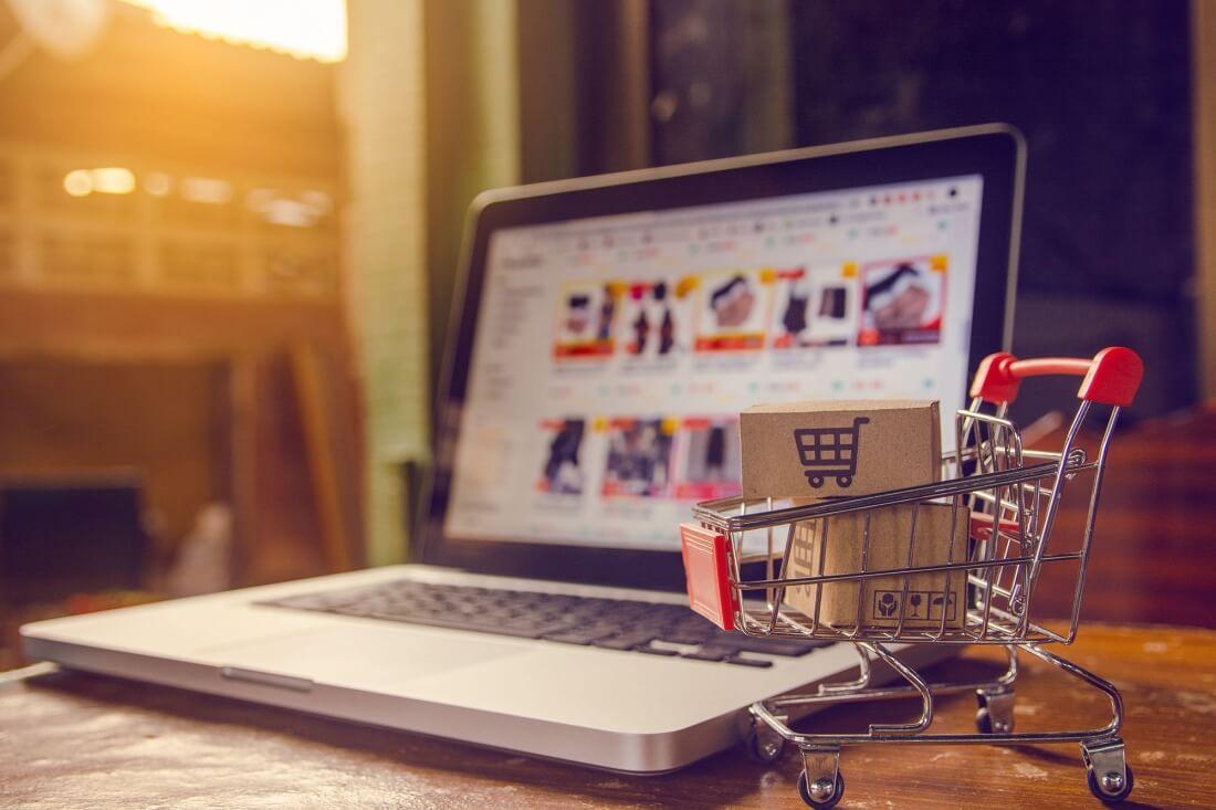 Sitio web ecommerce