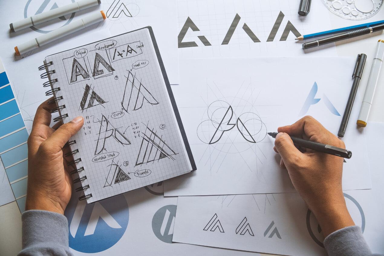Diseño de un logo