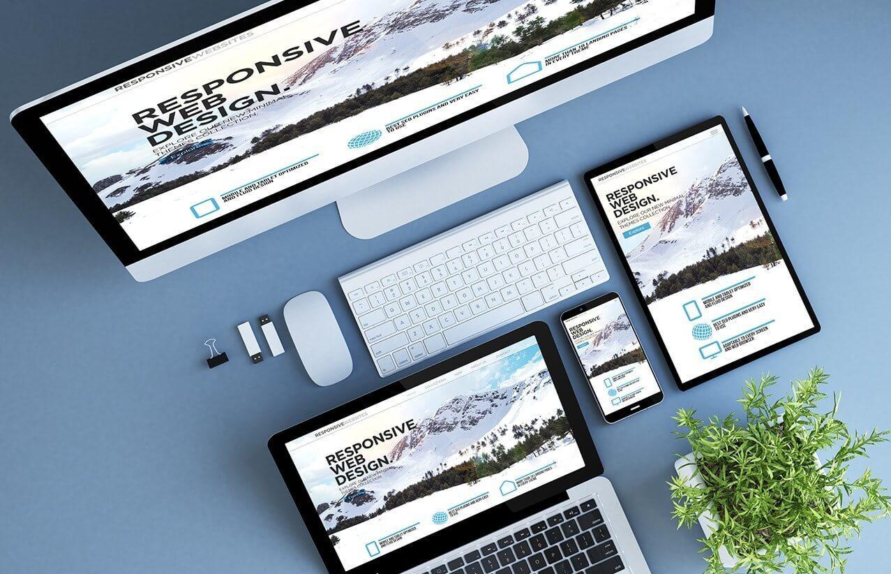 Diseño web en varios dispositivos