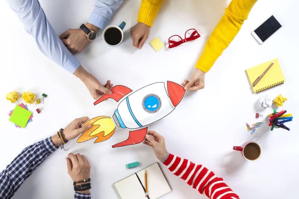 Marketing digital en una startup